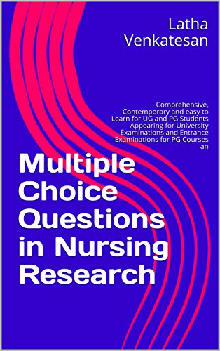 Amazon com: Multiple Choice Questions in Nursing Research