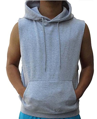 Sleeveless Sweatshirts - 1