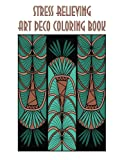 Stress Relieving Art Deco Coloring book