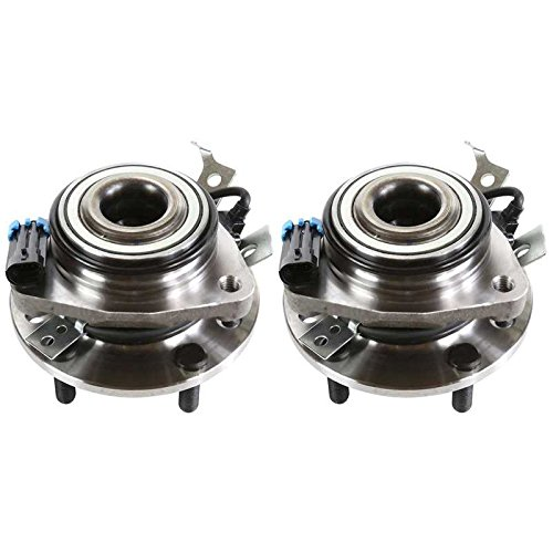 (Prime Choice Auto Parts HB613126PR Front Hub Bearing Assembly)