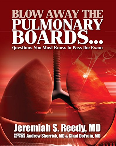 Blow Away the Pulmonary Boards...Questions You Must Know to Pass the Exam - http://medicalbooks.filipinodoctors.org