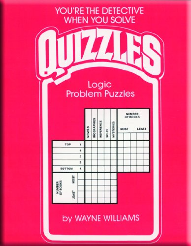 Quizzles: Logic Problem Puzzles
