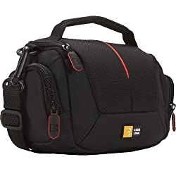 Case Logic Dcb-305 Compact Systemhybridcamcorder Kit Bag (Black)