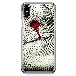 Loud Universe Case For iPhone XS Max Transparent Edge Case Tv Show iPhone XS Max Cover
