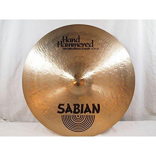 SABIAN セイビアン/HAND HAMMERED MEDIUM CRUSH16 B07FMBXZK9