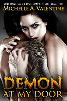 Demon at My Door (The Collectors Book 1) by [Valentine, Michelle A.]