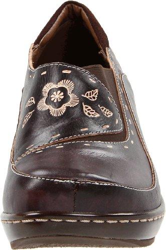 Spring Step Womens Burbank Shoe Brown mPJwkS1