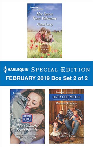 Harlequin Special Edition February 2019 - Box Set 2 of 2: An Anthology (The Fortunes of Texas: The Lost Fortunes)