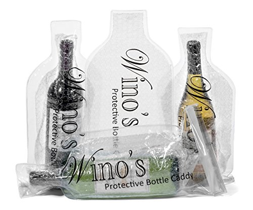 Portable-Wine-Bottle-Protector-Sleeves-Best-For-Travel-Reusable-Pack-Of-4-Winos