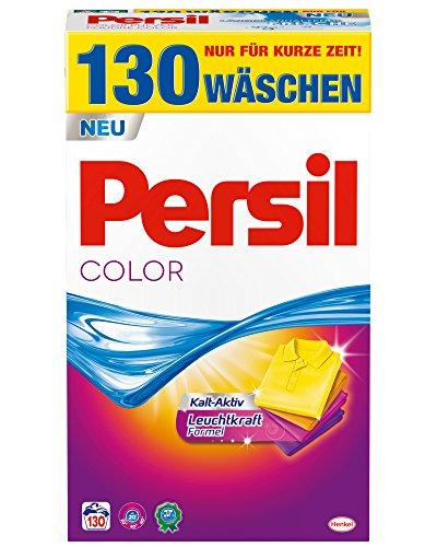 Persil Color Pulver, 1er Pack (1 x 130 Waschladungen)