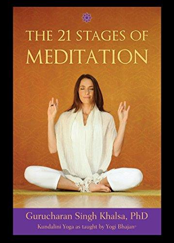 Amazon.com: 21 Stages of Meditation: Kundalini Yoga as ...