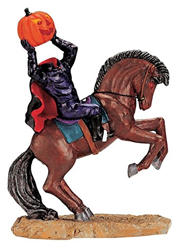 Lemax Spooky Town Headless Rider # -