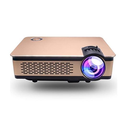 Qucking Light Proyector De Alta Definición, Proyector De Cine En ...