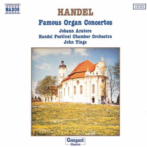 Handel: Famous Organ -