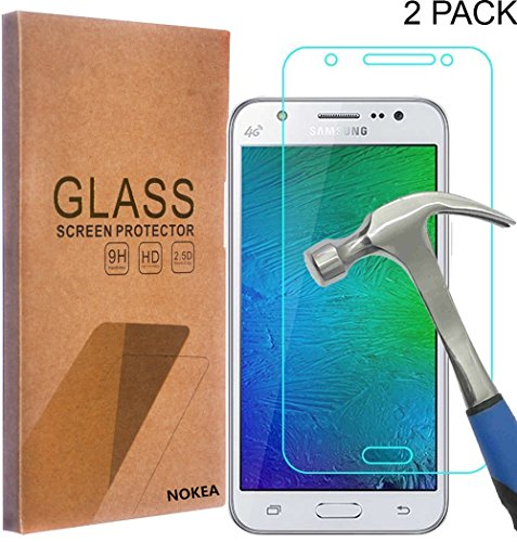 Tempered Glass Screen Protection for Samsung Galaxy Grand 2 (Clear) - 7