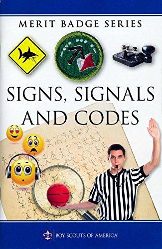 Signs, Signals, and Codes (Merit Badge Series) pdf