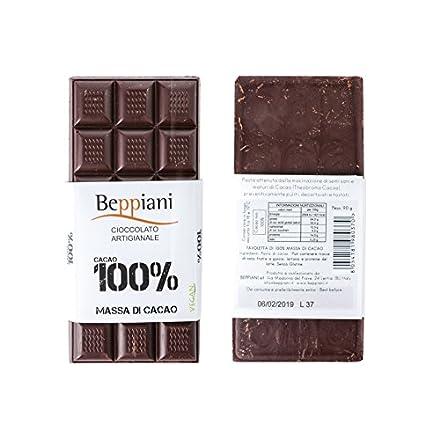 Tavolette massa di cacao 100% artigianale italiano