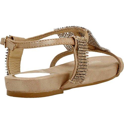 Mujer mujer Para EN Gold ALMA Sandalias ALMA V17316 y gold marca color Y PENA modelo Sandalias EN chanclas Chanclas Oro PENA para xfZwnB6