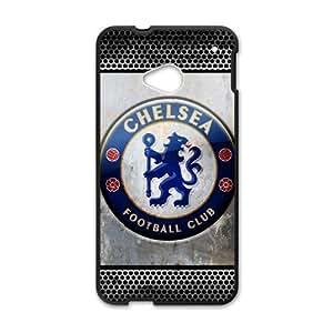 Chelsea Football Club Black htc m7 case