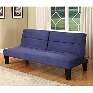 Amazon Klik Klak Sleeper Sofa Finish Blue Kitchen & Dining