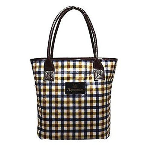 Ardisle Checked Ladies Handbag Shopping Tote Shoulder Fashion Satchel Vinatge Style