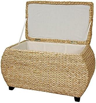Amazon.com: Oriental Muebles Rush Grass caja de ...