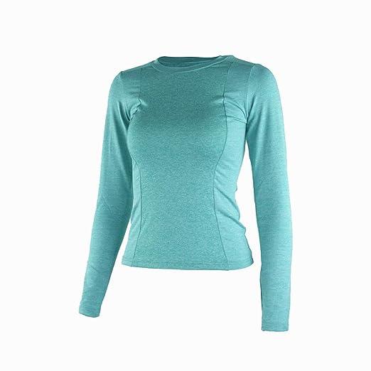 Camiseta de entrenamiento de yoga para mujer Conjunto de ...