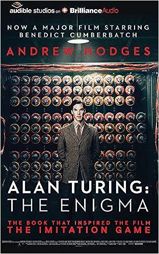 Alan Turing: The Enigma: Amazon.es: Andrew Hodges, Gordon Griffin: Libros en idiomas extranjeros