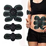 Abdominal Muscle Trainer EMS Abs Trainer, Novatech AB Muscle Toner Toning Belts Arm