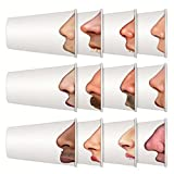 Fred PICK YOUR NOSE Nose Paper Cups, 24-Pack, 12-ounce