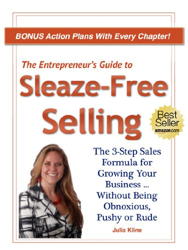 Kindle Daily Deals For Monday, Apr. 1 – New Bestsellers All Priced at $1.99 or Less! plus Julia Kline's The Entrepreneur's Guide to Sleaze-Free Selling