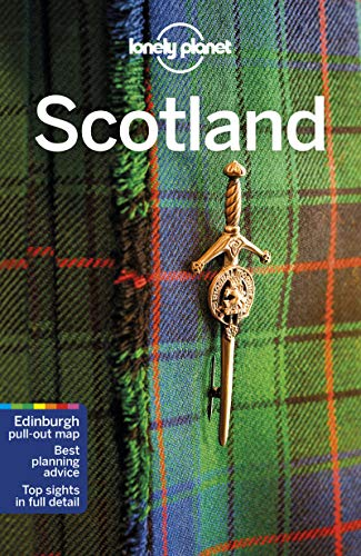 Lonely Planet Scotland (Travel Guide)