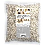 RealFoodSource Gluten Free Whole Porridge Oats 1KG