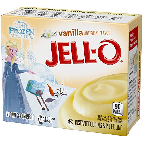 Jell-O Instant Vanilla Pudding & Pie Filling, 3.4 oz Box by Jell-O (Image #6)