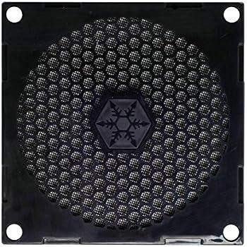 SilverStone Technology SST-FF81B80mm Ultra Fine Fan Filter with Magnet Cooling
