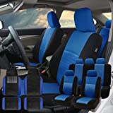 FH GROUP FH-FB060115 Trendy Elegance Car Seat Covers