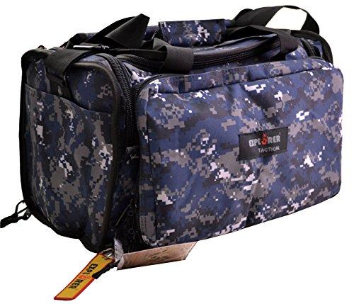 Explorer Tactical Range Ready Bag 18-Inch Navy Digital