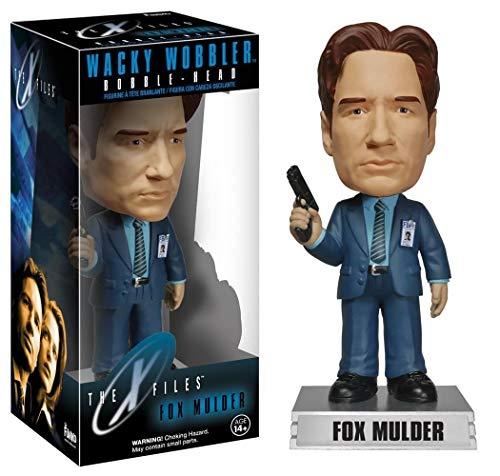 Funko Wacky Wobbler: X-Files Fox Mulder Action Figure