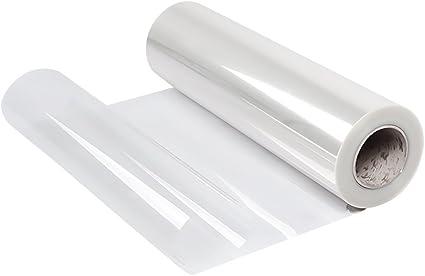 Ya Jin alto brillo brillante transparente de PVC autoadhesivo papel de contacto para cubrir cocina encimera armario armario muebles 60 x 90 cm
