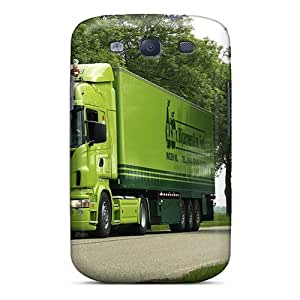 Cute pc BretPrice Scania Truck Case Cover For Galaxy S3