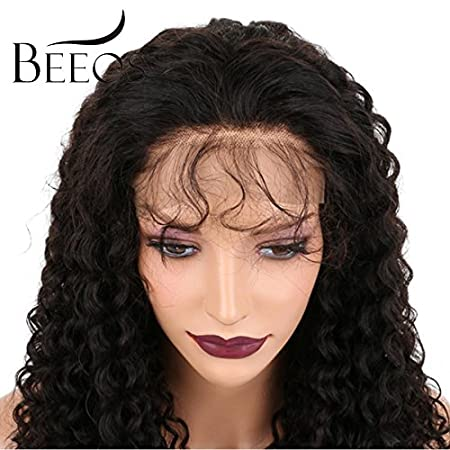 Beeos Body Wave Wig Peruvian Lace Front Wigs Human Hair For Women 8 24 Inch