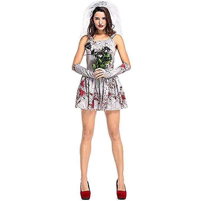 Amazon.com: Zooka - Disfraz de Halloween para mujer, disfraz ...