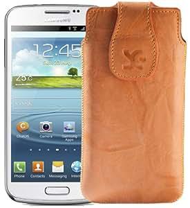 MTT–Funda con Clip para cinturón y correa de seguridad para Samsung Galaxy Premier I9260