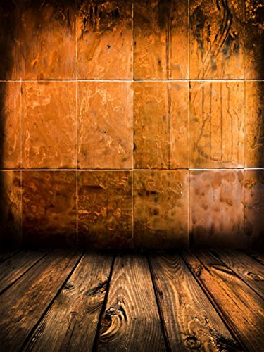 Generic Abstract Photography Backdrops Grid Orange Photo Studio Background Wood Floor Fotografia Wallpaper Accessoire Photographe