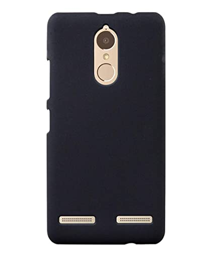 the best attitude 4b577 5b126 COVERNEW Plastic Back Cover for Lenovo K6 Power: Amazon.in: Electronics