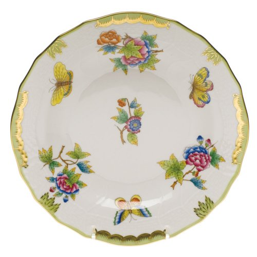 Herend Queen Victoria Dessert Plate by Herend
