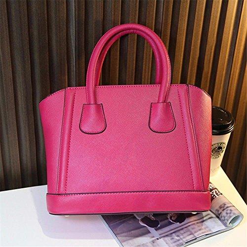 al Bolso Gules Hombro para Mujer rosado BMKWSG rojo 4vFwax54q