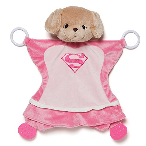 (GUND Baby Dc Comics Yvette as Supergirl Activity Baby Blanket)