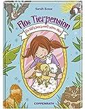 Flos Tierpension - Ein Kätzchen kommt selten allein: Band 4 (Kinder- und Jugendliteratur)