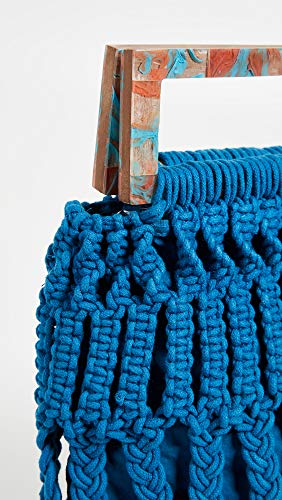 Samba Blue Cleobella Women's Finbar Clutch 8gqqFBZ